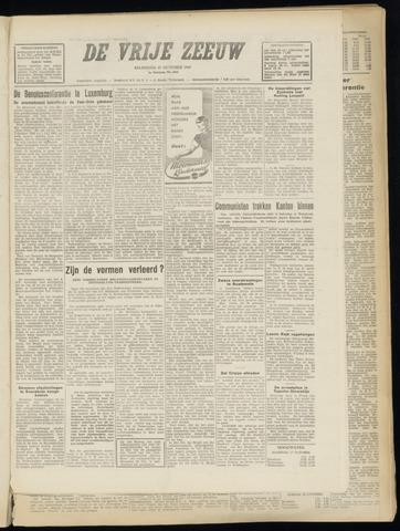 de Vrije Zeeuw 1949-10-17