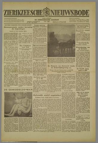 Zierikzeesche Nieuwsbode 1952-12-10