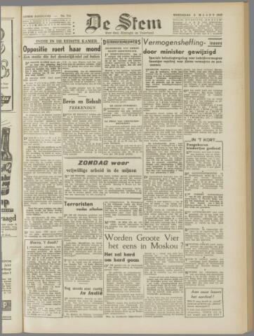 de Stem 1947-03-05
