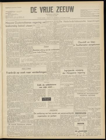 de Vrije Zeeuw 1954-07-07