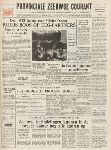 Provinciale Zeeuwse Courant 1969-02-15