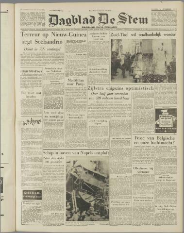 de Stem 1957-11-22