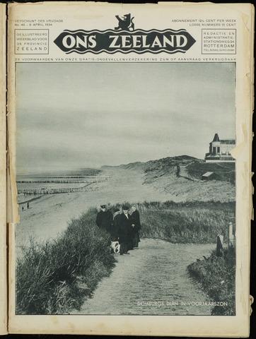 Ons Zeeland / Zeeuwsche editie 1934-04-06