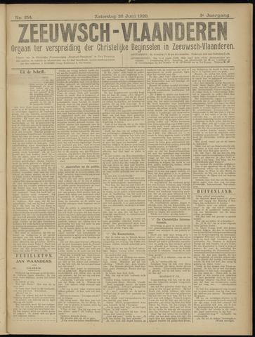 Luctor et Emergo. Antirevolutionair nieuws- en advertentieblad voor Zeeland / Zeeuwsch-Vlaanderen. Orgaan ter verspreiding van de christelijke beginselen in Zeeuwsch-Vlaanderen 1920-06-26