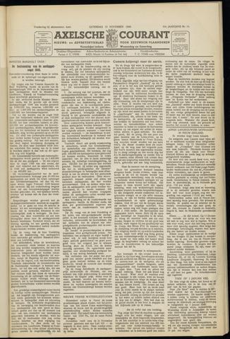 Axelsche Courant 1948-11-13