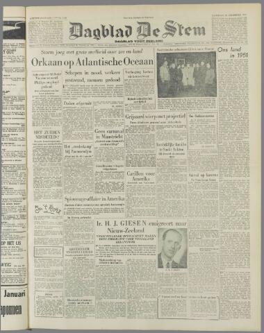 de Stem 1951-12-29