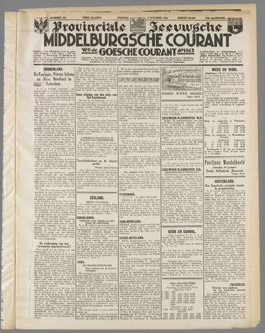 Middelburgsche Courant 1936-10-09