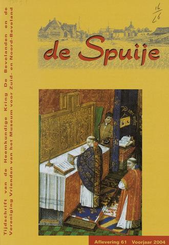 De Spuije 2004-03-01