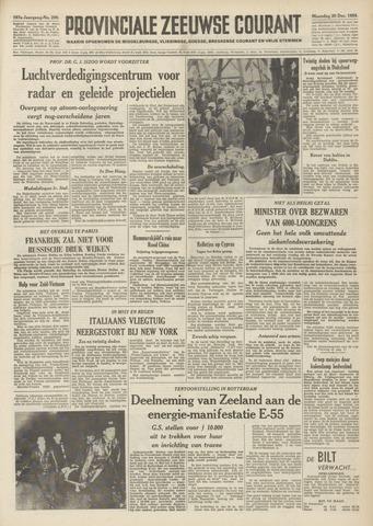 Provinciale Zeeuwse Courant 1954-12-20