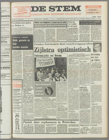 de Stem 1977-04-27