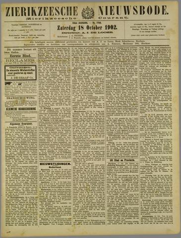 Zierikzeesche Nieuwsbode 1902-10-18