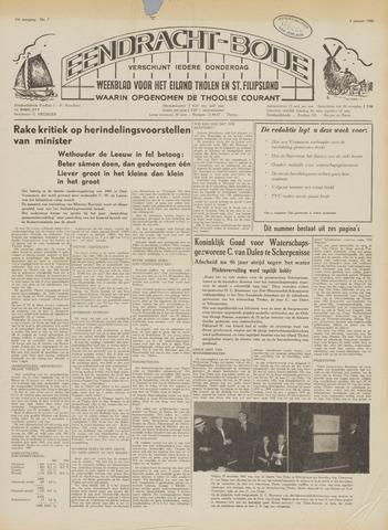 Eendrachtbode (1945-heden)/Mededeelingenblad voor het eiland Tholen (1944/45) 1968