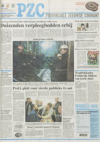 Provinciale Zeeuwse Courant 2002-11-26