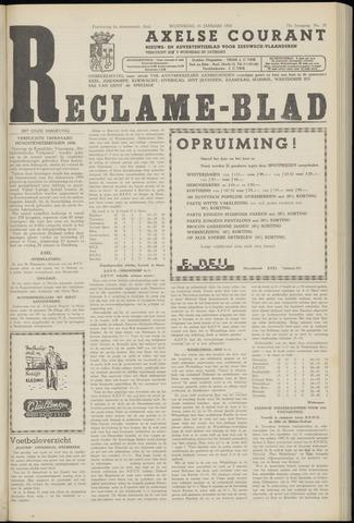 Axelsche Courant 1958-01-15