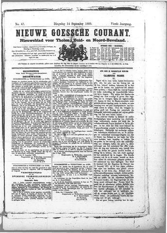Nieuwe Goessche Courant 1869-09-14