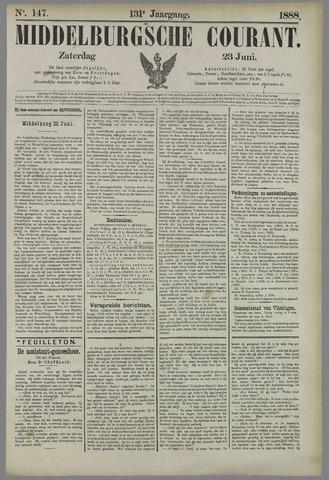 Middelburgsche Courant 1888-06-23