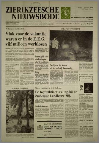 Zierikzeesche Nieuwsbode 1976-09-07