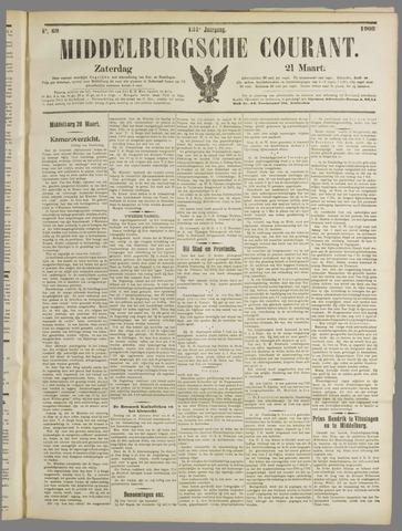 Middelburgsche Courant 1908-03-21
