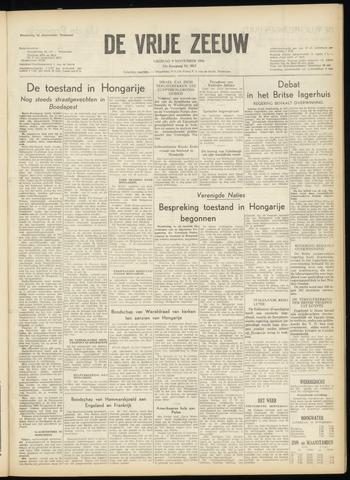 de Vrije Zeeuw 1956-11-09