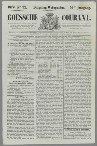 Goessche Courant 1872-08-06