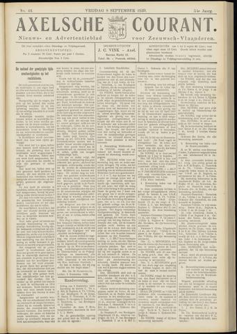 Axelsche Courant 1939-09-08