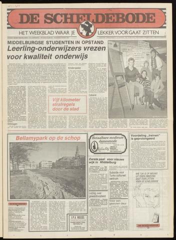 Scheldebode 1983-03-09