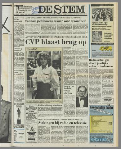 de Stem 1989-08-26