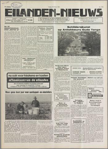 Eilanden-nieuws. Christelijk streekblad op gereformeerde grondslag 1978-10-20