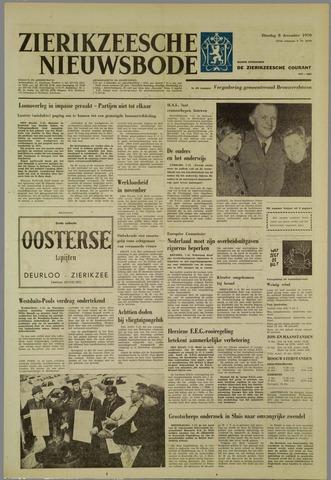 Zierikzeesche Nieuwsbode 1970-12-08