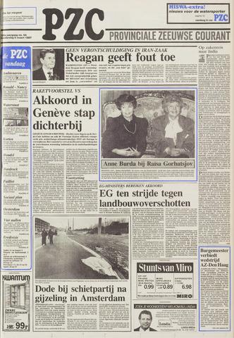 Provinciale Zeeuwse Courant 1987-03-05