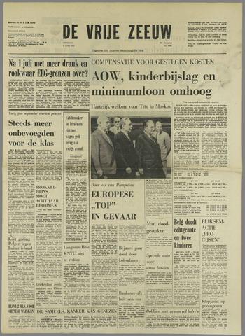de Vrije Zeeuw 1972-06-06