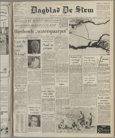 de Stem 1965-08-05