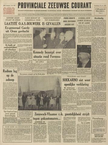 Provinciale Zeeuwse Courant 1962-06-28
