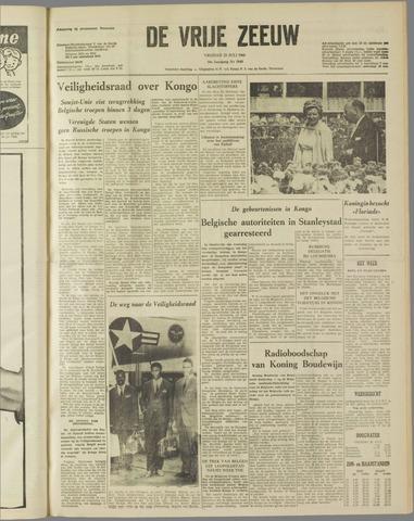 de Vrije Zeeuw 1960-07-22
