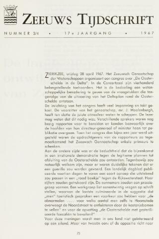 Zeeuws Tijdschrift 1967-06-01