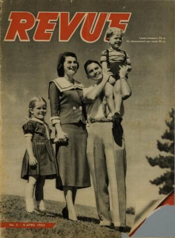 Watersnood documentatie 1953 - tijdschriften 1953-04-04