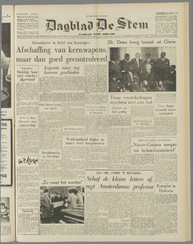 de Stem 1958-04-09