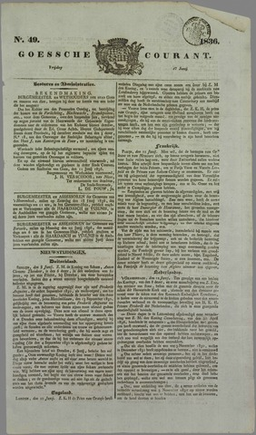 Goessche Courant 1836-06-17