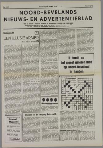 Noord-Bevelands Nieuws- en advertentieblad 1977-10-13