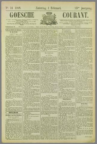 Goessche Courant 1908-02-01