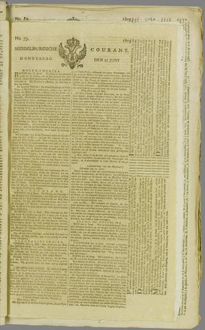 Middelburgsche Courant 1805-06-27
