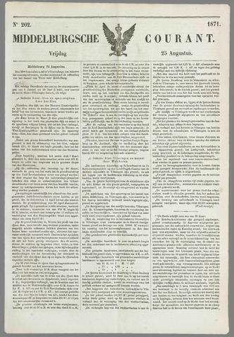 Middelburgsche Courant 1871-08-25
