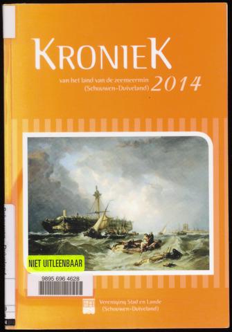 Kroniek van het Land van de Zeemeermin 2014-01-01