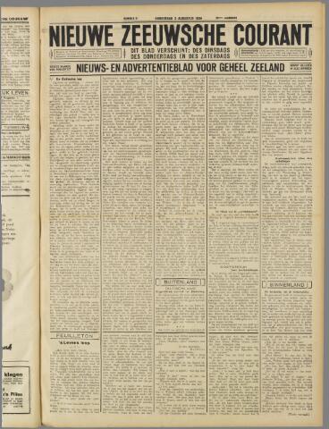 Nieuwe Zeeuwsche Courant 1934-08-04