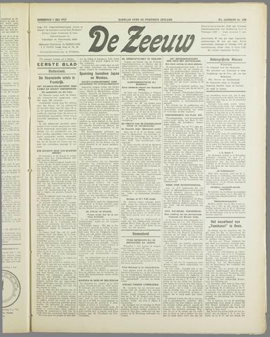 De Zeeuw. Christelijk-historisch nieuwsblad voor Zeeland 1937-07-01