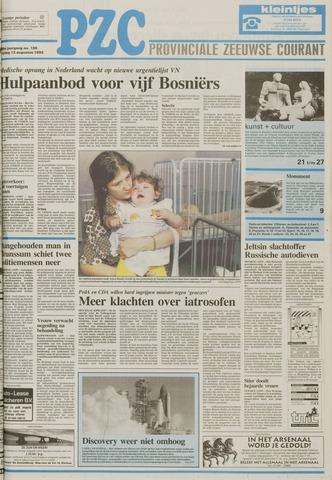 Provinciale Zeeuwse Courant 1993-08-13