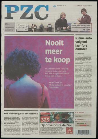 Provinciale Zeeuwse Courant 2014-10-17