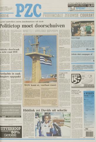 Provinciale Zeeuwse Courant 1996-06-15