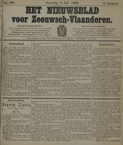 Nieuwsblad voor Zeeuwsch-Vlaanderen 1899-07-08