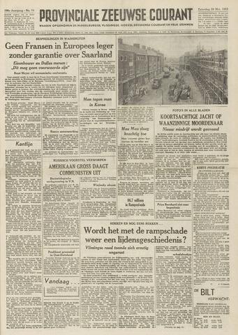 Provinciale Zeeuwse Courant 1953-03-28